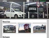 [Website] Careca Automóveis