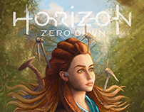 Fan art | Horizon Zero Dawn
