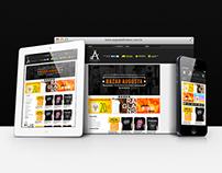 E-commerce: augustalifestore.com.br