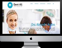 demo diseño web para dentistas