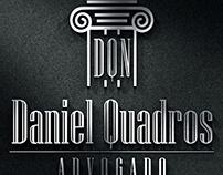 Logo Advogado Daniel Quadros