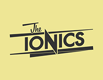 The Ionics · Logo Design
