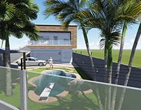 3D House, Brazil