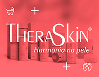 Redesign Packaging Theraskin