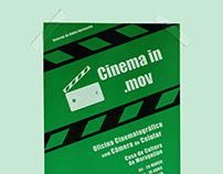 Cinema in .mov - Cartaz