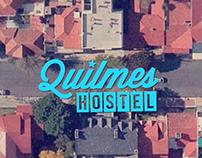 Motion Graphics . Quilmes Hostel - Video de Resultados