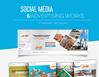 SOCIAL MEDIA & ADVERTISING WORKS - COMPANY JHS GRUPO