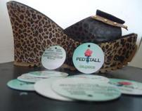 Product Tags for shoes shop
