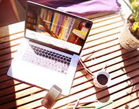 Laie Books & Coffee Website