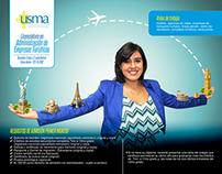 Volante Adm. de Empresas Turistícas
