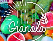 Santa Granola