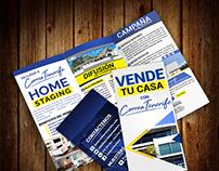 Diseño de Brochure para CorreaTenerife