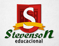 Stevenson Educacional (proposed logo)