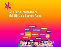 41a Feria Internacional del Libro de Buenos Aires