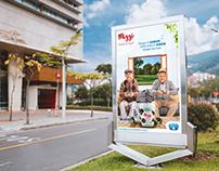 Mizzi Campaña Publicitaria