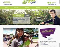 Green Tours Website