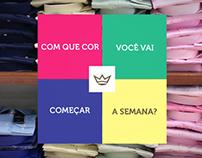 Social Media - Camisaria Colombo