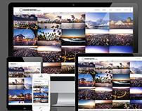 Eduardo Berthier Photography Website