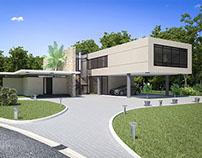 Render Casa Pilar
