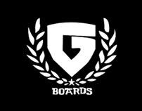 Diseño digital para Concurso G-Board ©.
