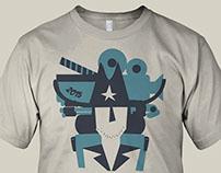 48 Hours Film Slam - T-shirt