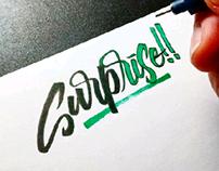 Letters V