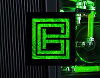 Marca e Identidade Visual - Brasil Gaming House