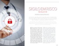 Matéria Revista DOC #40: Sigilo em Risco (espelhada)