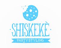 Logo Shiskeké - Party Styling