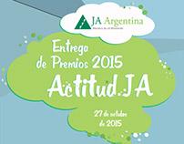 Programa entrega de premios La Compañía 2015