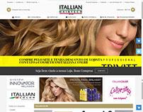 Portal e commerce de vendas de comsmeticos