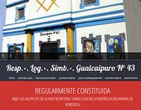 Web Site | Guaicaipuro 43