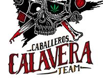 Club Caballeros Calavera para Velco