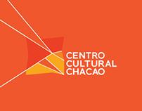 CENTRO CULTURAL CHACAO [branding]