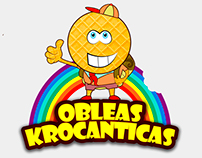 Diseños e imagen coorporativa- Obleas Krocanticas c.a