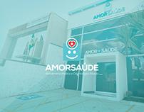 Amor Saúde Clínicas (Website)