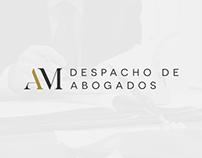 Branding - AM Despacho de Abogados