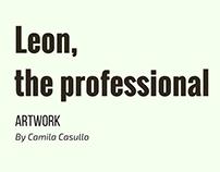 Leon, the professional - ARTWORK