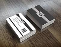 Business Card Mostafa Salah