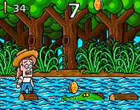 Riskman 2D - Mobile Game