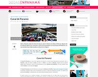 Redacción para bodaspanama.net