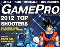 Portada Revista GamePro