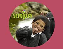 Desarrollo web Semilla.org.pe