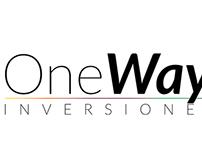 Logotipo Inversiones One Way