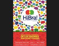 Diseño folleto - HIBRA