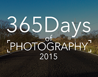 365 Days of Photography [2015]