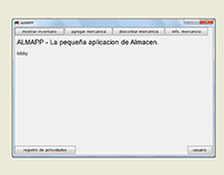 ALMAPP!. la pequeña aplicacion de almacen.