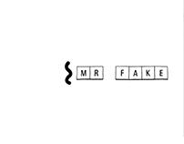 Mr Fake Lyrics Video
