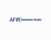 AFIR - Rediseño de Logotipo