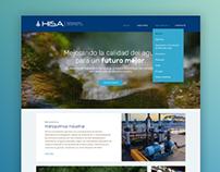 HISA - Diseño Gráfico Web